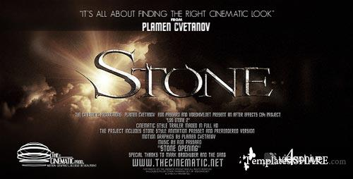 LS Series - Stone V2 - Project for After Effects (VideoHive)