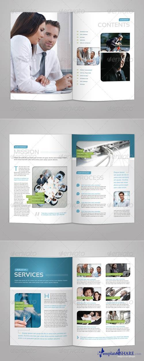 GraphicRiver Bifold Brochure | Volume 10