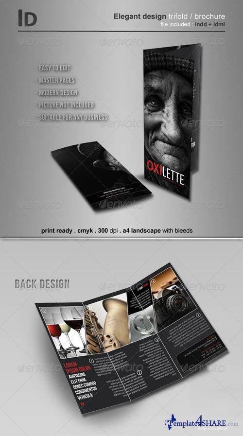 GraphicRiver Elegant Design Trifold / Brochure