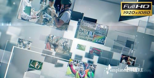 The World Today - Project for After Effects (VideoHive)