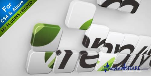 Puzzle To Logo - Project for After Effects (VideoHive)