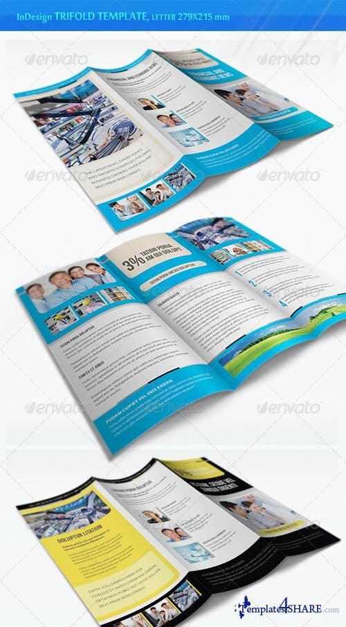 GraphicRiver Business Trifold Brochure - v4