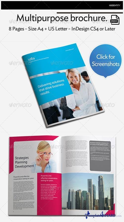 GraphicRiver Multipurpose Brochure