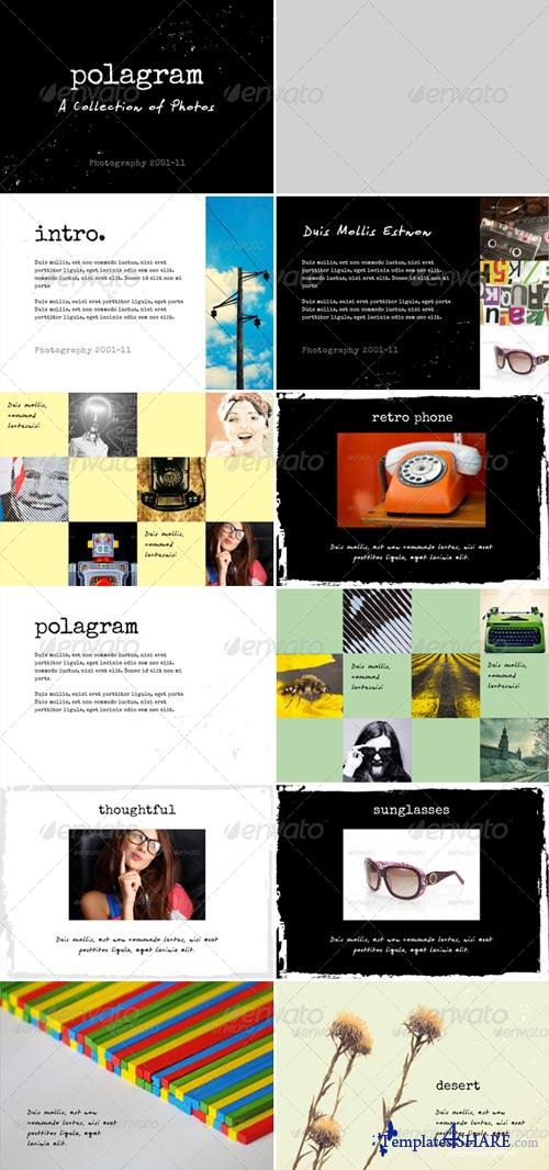 GraphicRiver Photogram - Photo Album or Folio