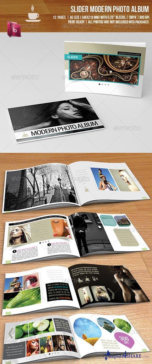 GraphicRiver Slider Modern Photo Album