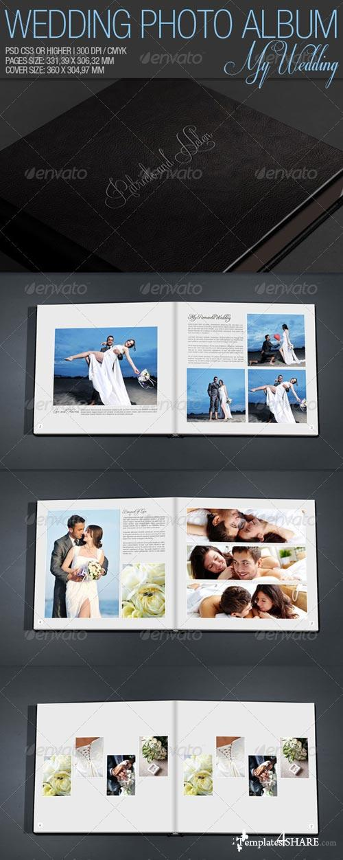 GraphicRiver Wedding Photo Album