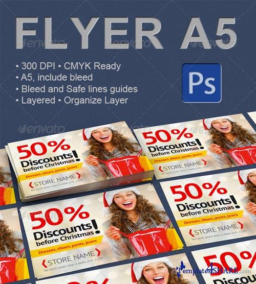 GraphicRiver Discounts before Christmas