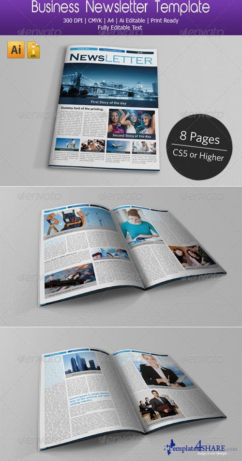 GraphicRiver Business Newsletter