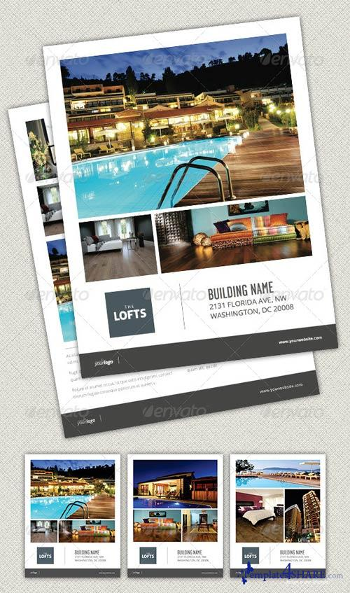 GraphicRiver Modern Collage Flyer (2 Sided)