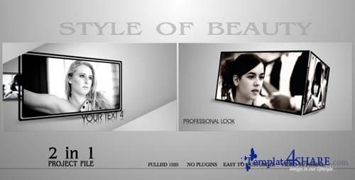 Style Of Beauty - Project for After Effects (VideoHive)
