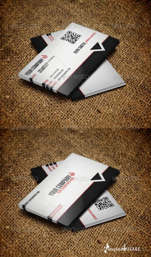 GraphicRiver Business Card Design