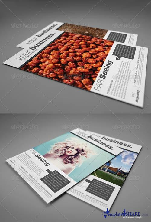 GraphicRiver Corporate Flyer / AD