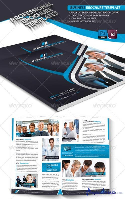 GraphicRiver Business Brochure Template