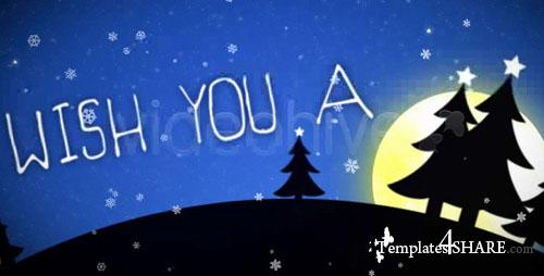 Merry Christmas 2 - After Effects Project (Videohive)
