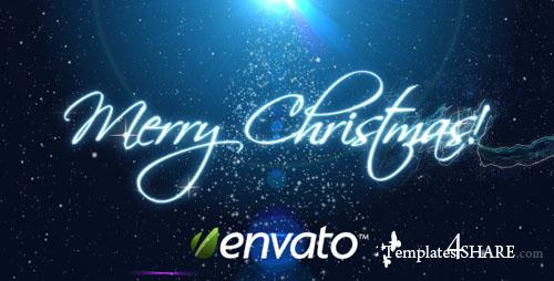 Magic Christmas - After Effects Project (Videohive)