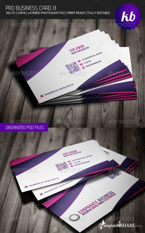 GraphicRiver Pro Business Card 8