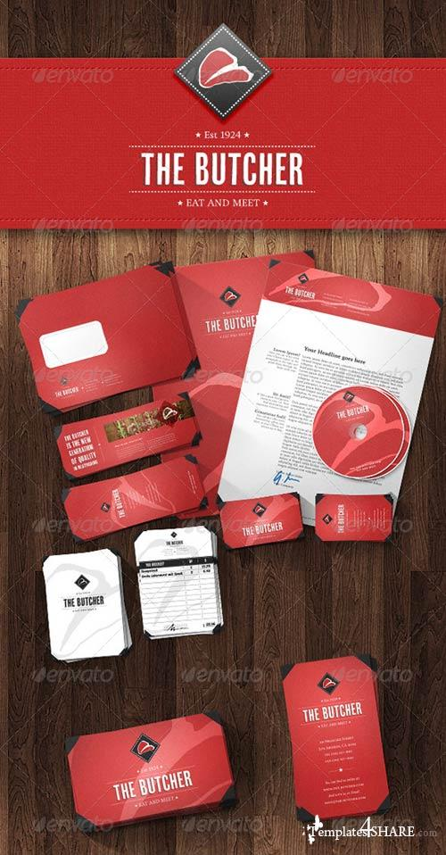 GraphicRiver Creative Multipurpose Corporate Identity Pack