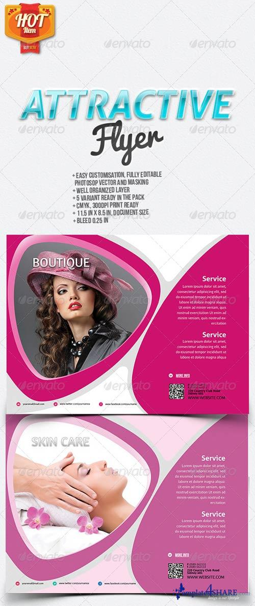 GraphicRiver Attractive Flyer