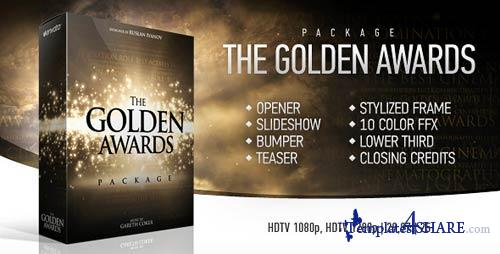 The Golden Awards Package - After Effects Project (Videohive)