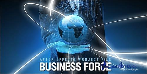 Business Force - After Effects Project (Videohive)