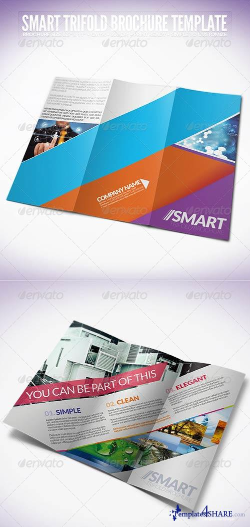 GraphicRiver Smart TriFold Brochure