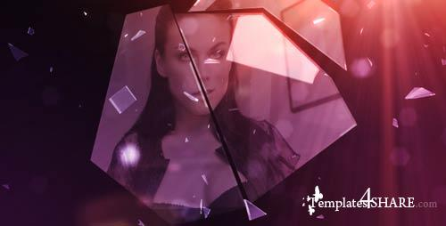 Broken Glass - After Effects Project (Videohive)