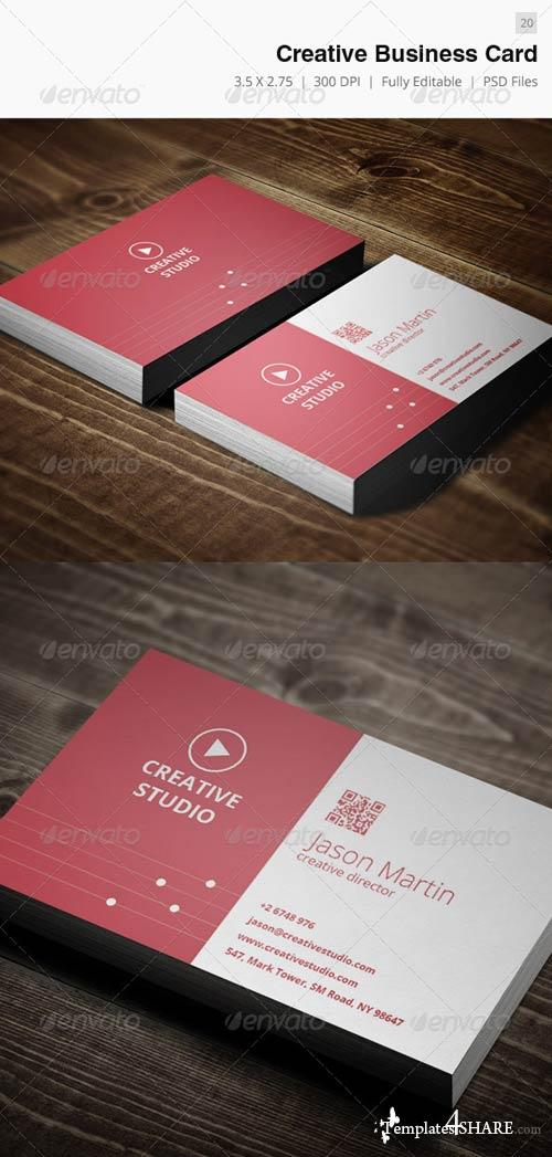 GraphicRiver Creative Business Card - 20