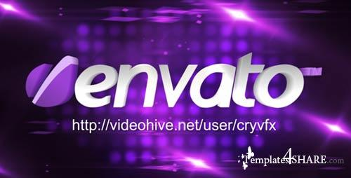 3D Light Elegant Logo - After Effects Project (Videohive)