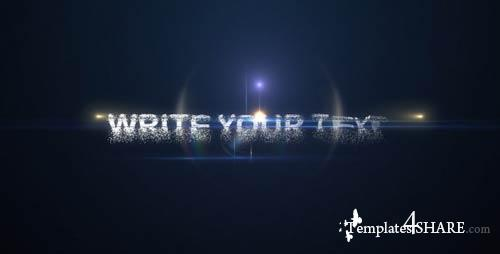 Form Writer CS4 - After Effects Project (Videohive)