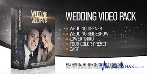 Wedding Pack - After Effects Project (Videohive)