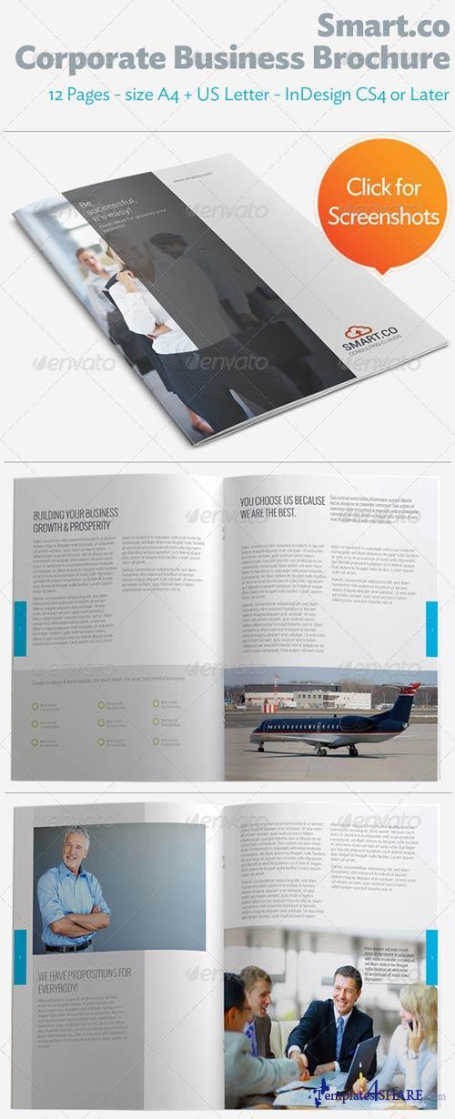 GraphicRiver SmartCo Corporate Business Brochure