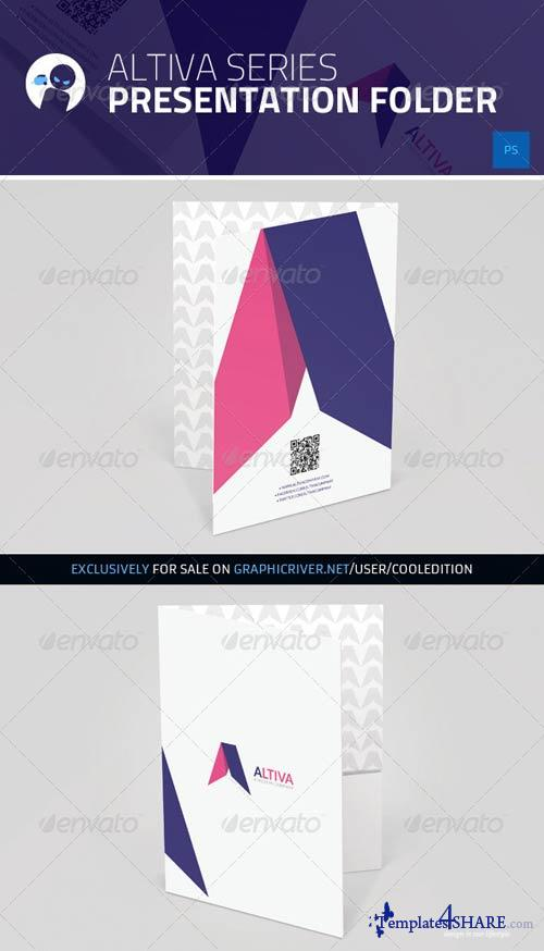 GraphicRiver Altiva Series - Presentation Folder