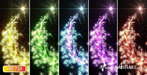 Fairy Stars - After Effects Footage (Videohive)
