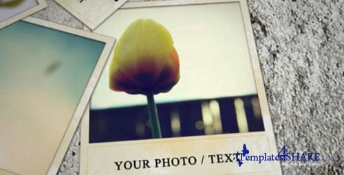 Wall and Photos - After Effects Project (Videohive)