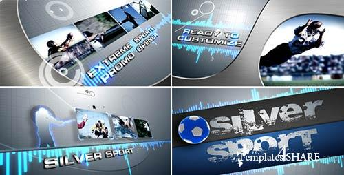 Silver Sport HD - After Effects Project (Videohive)