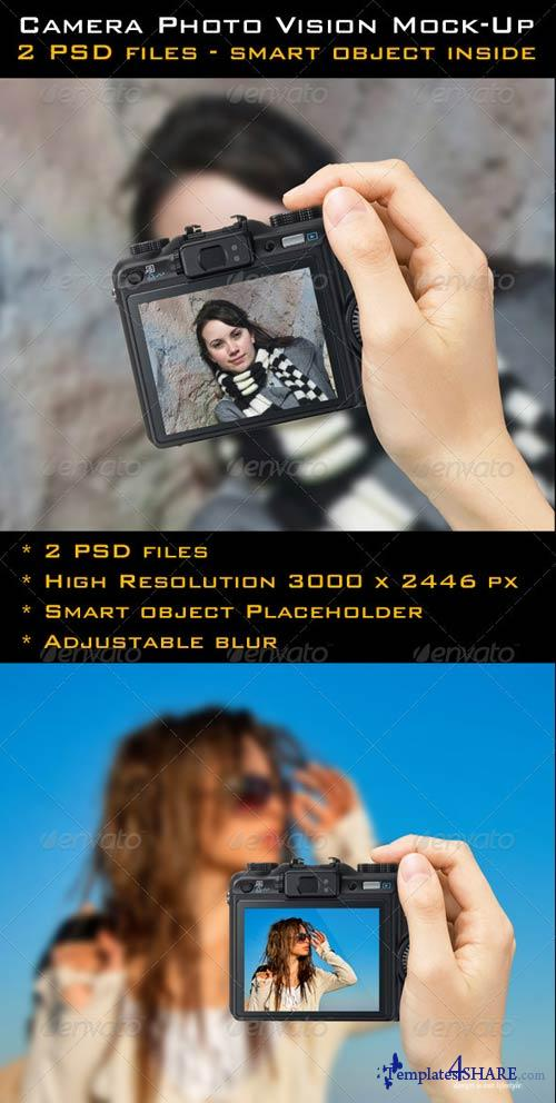 GraphicRiver Camera Photo Vision