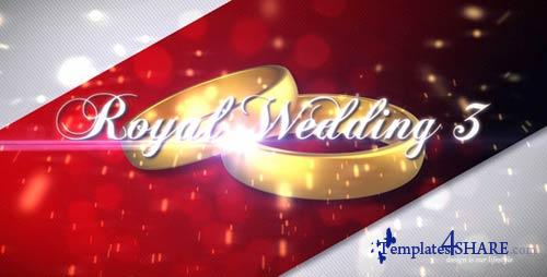 Royal Wedding 3 - After Effects Project (VideoHive)