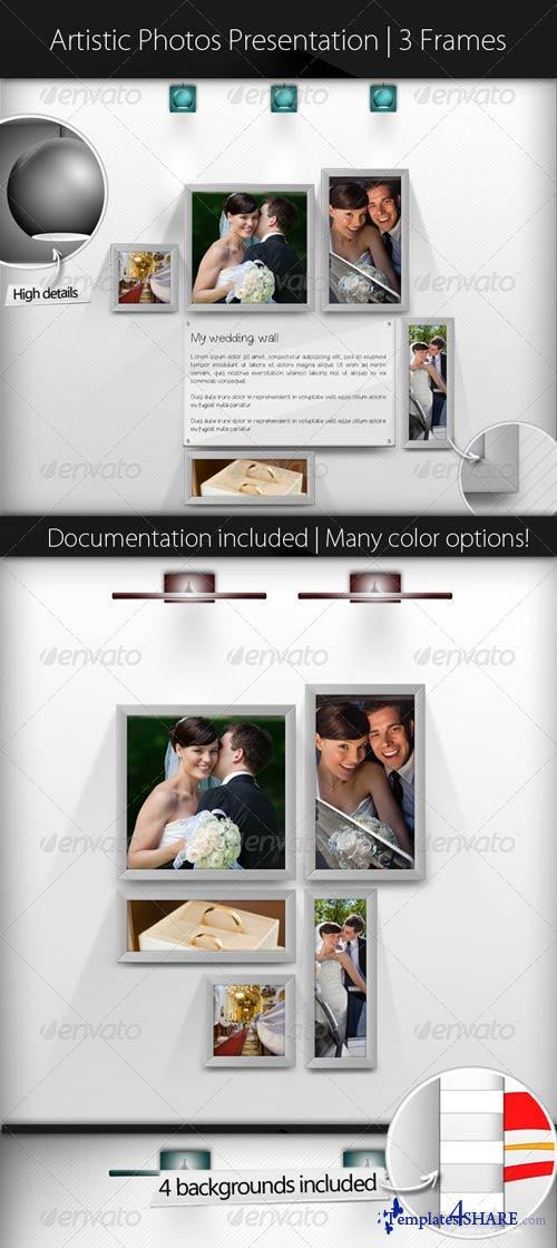 GraphicRiver Artistic Photos Presentation