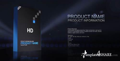 Products Showcase Templates Pack - After Effects Project (VideoHive)