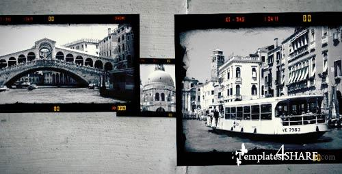 Photographer Presentation - After Effects Project (VideoHive)