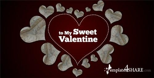 Sweet Valentine - After Effects Project (VideoHive)
