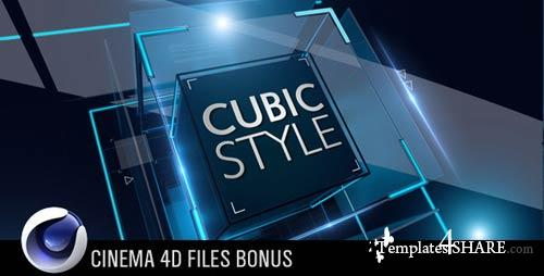 Cubic Style - After Effects Project (Videohive)
