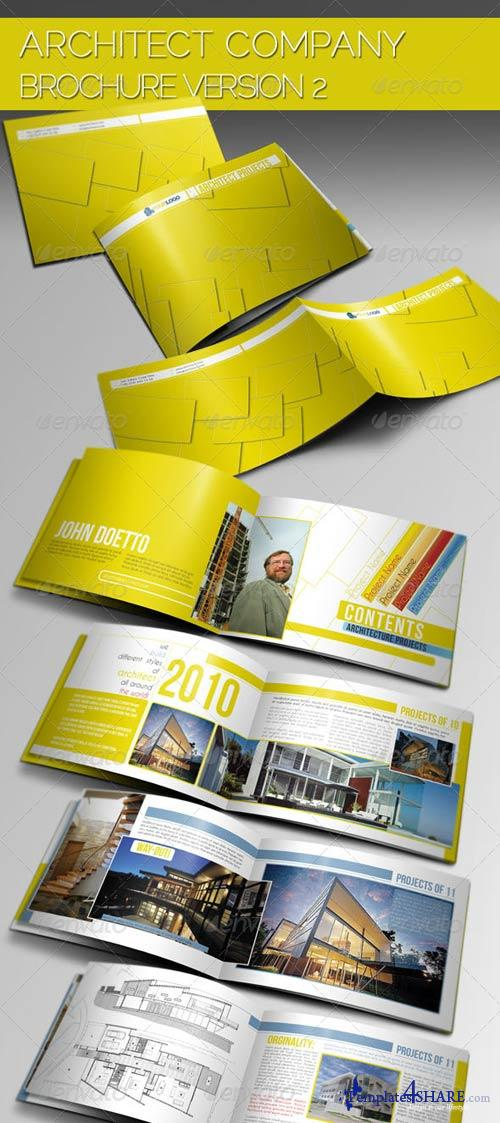 GraphicRiver Architecture Brochure Template Ver.II