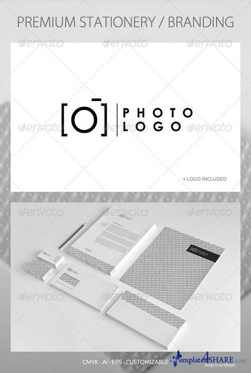 GraphicRiver Photography - Corporate Identity