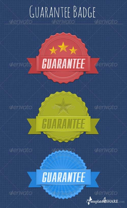 GraphicRiver Guarantee Badge