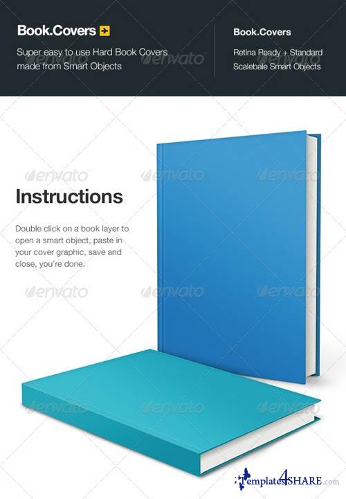 GraphicRiver Book.Covers