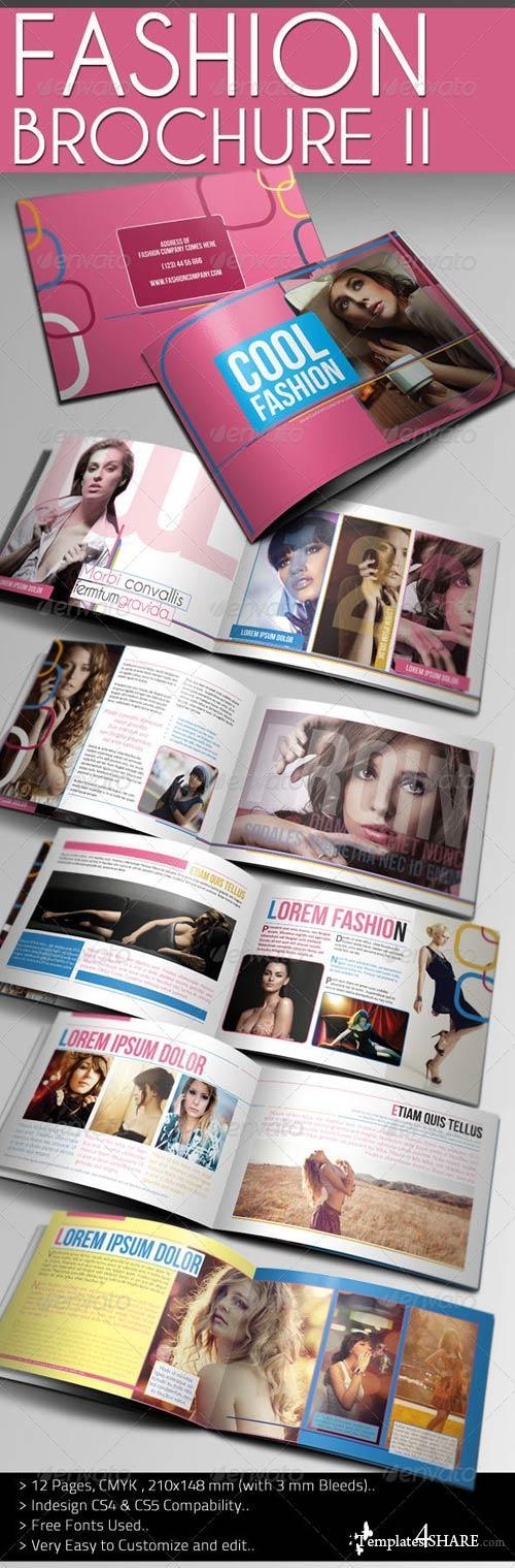 GraphicRiver Cool Fashion Brochure