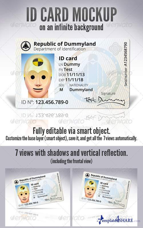 GraphicRiver ID Card