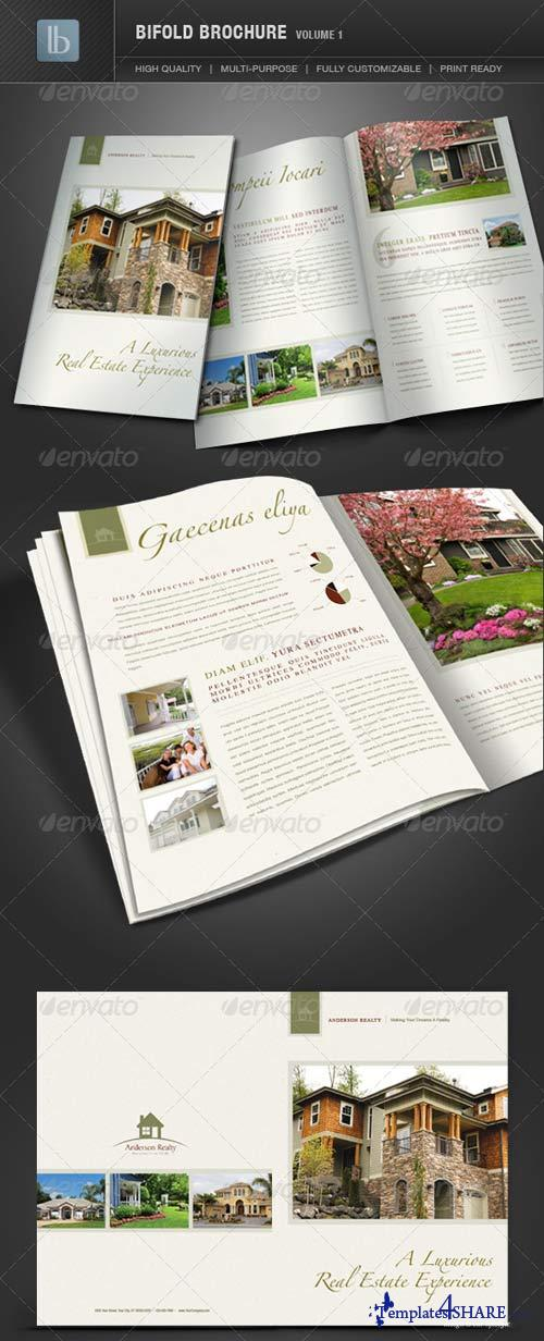 GraphicRiver Bifold Brochure | Volume 1