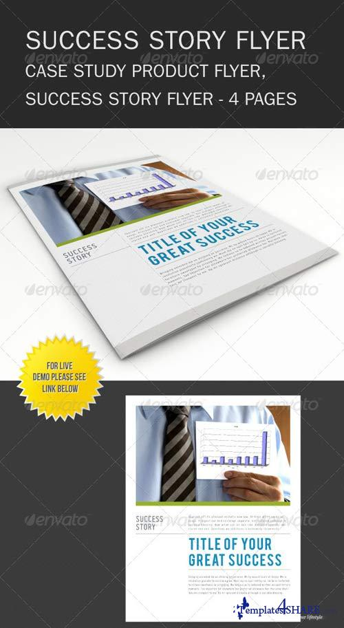 GraphicRiver Success Story Brochure / Flyer